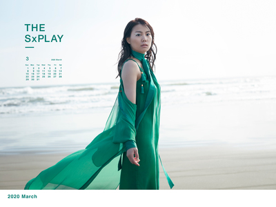 THE SxPLAY 3月