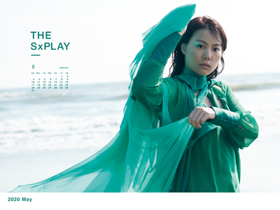 THE SxPLAY 5月