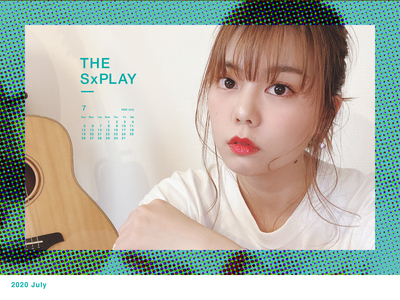THE SxPLAY 7月