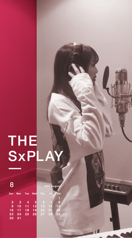 THE SxPLAY 8月