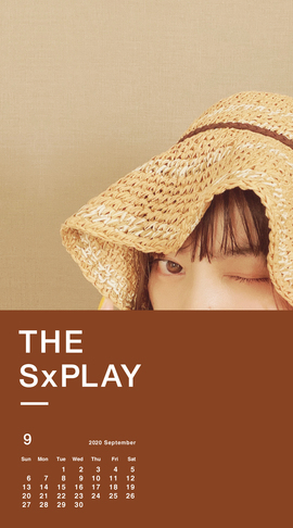 THE SxPLAY 9月