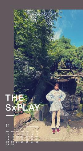 THE SxPLAY 11月