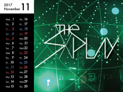 THE SxPLAY 11月