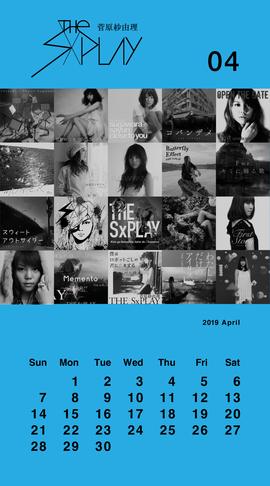 THE SxPLAY 4月